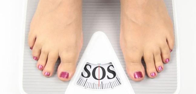 pieds balance SOS
